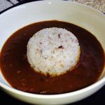 十穀米のハヤシライス