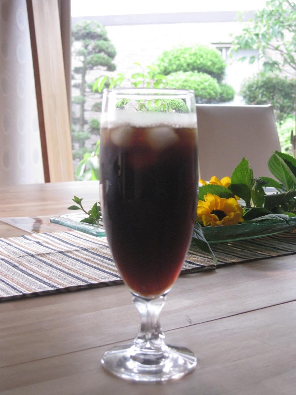 特性アイスコーヒー