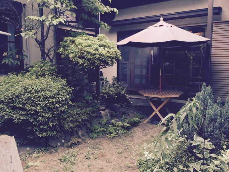 お庭です♪